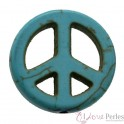 Perle Peace and Love 20 mm